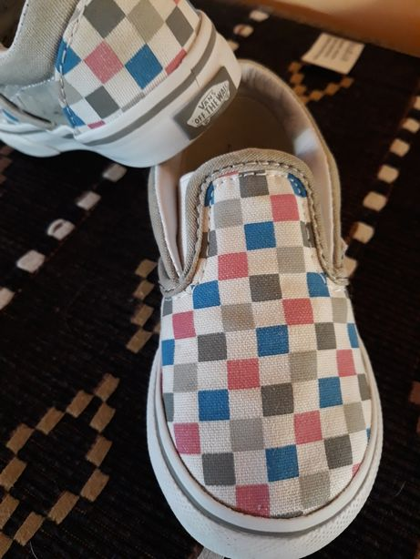 Vans slippersy 23,5/14,5 cm