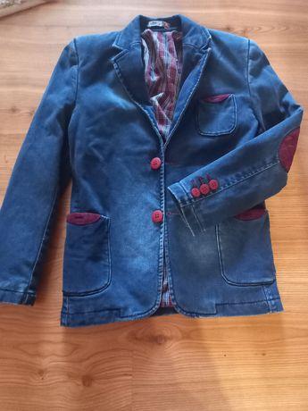 Джинсовий піджак шкільний