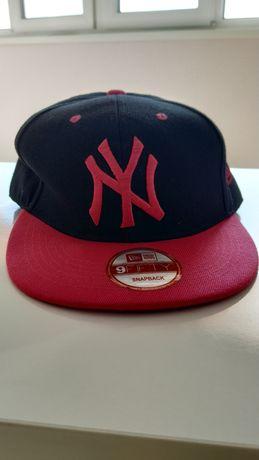New Era Snapback Кепка Бейсболка NY