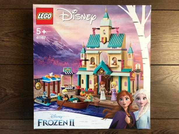 LEGO Disney Princess 41167 Zamkowa wioska w Arendelle - NOWE