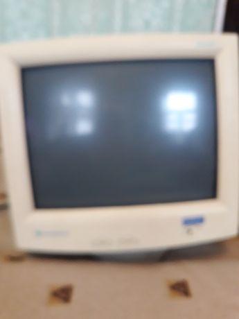 Монитор старого образца
