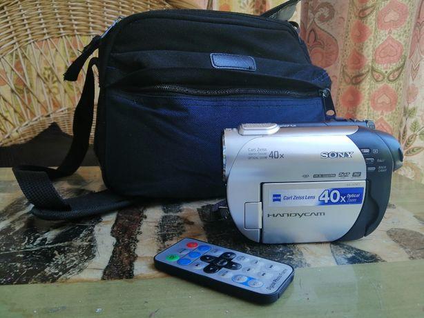 Câmara de filmar SONY Handycam DCR-DVD106