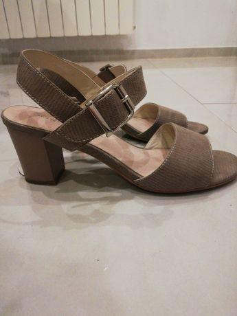 Sandałki damskie roz. 38