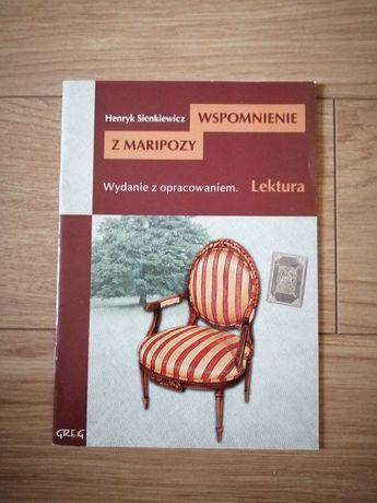 Wspomnienia z Maripozy z opracowaniem