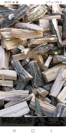 Продам дрова рубленые