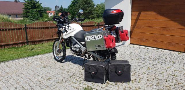 BMW gs 650 Dakar FULL PAKIET