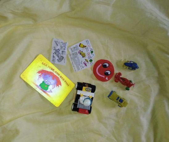 Игрушки Лего и машинки, конструкторы от 3-х лет игрушки - конструкторы