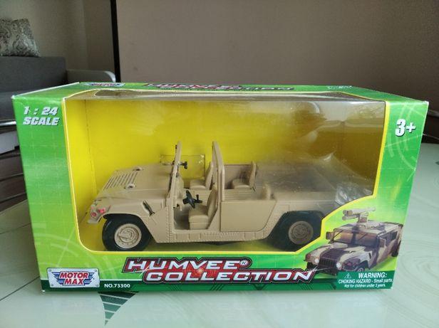 модель 1.24 Hummer Humvee - Motor Max