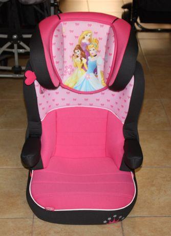 Nowy Fotelik Samochodowy Nania Disney Princess 15-36 kg Łańcut Wysyłka