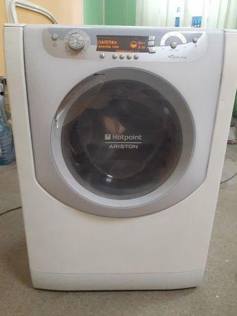 Рабочая стиральная машина Ariston Aqualtis 6кг.Доставка,гарантия