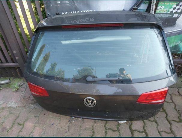 Volkswagen Passat B7 Kombi tylna klapa
