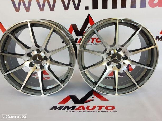 Jantes Mercedes C63 Gunmetal 18