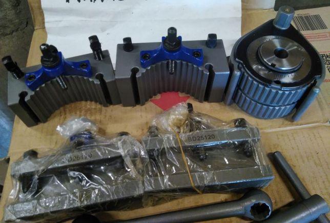 Multifix B2 різцетримач токарний быстросменый резцедержатель