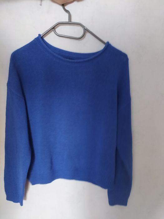 Granatowy sweter Piekary Śląskie - image 1