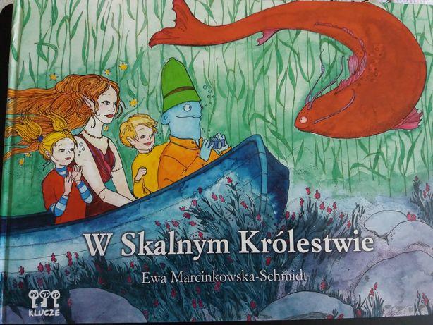 W skalnym królestwie autor Ewa Marcinkowska-Schmidt