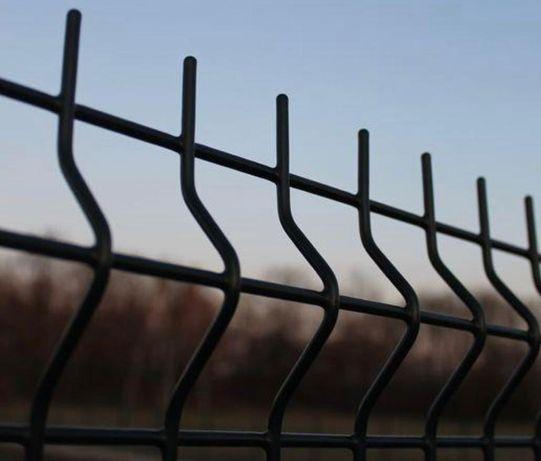 Ogrodzenie panelowe montaż, sprzedaż, panel ogrodzeniowy