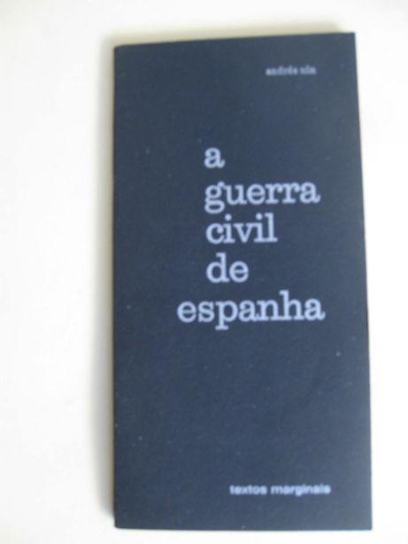 A Guerra Civil de Espanha de Andrés Nin
