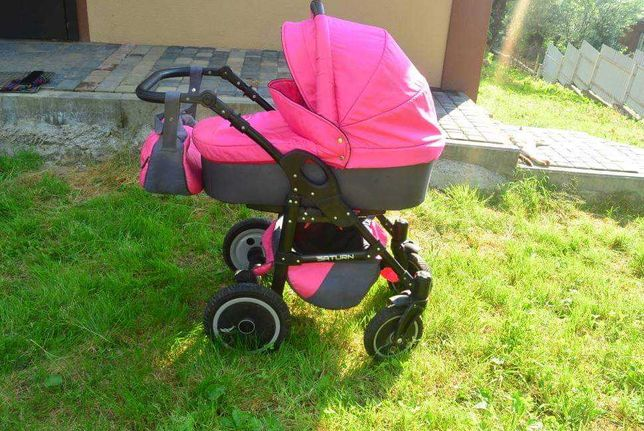Терміново дитяча коляска візок прогулочна victoria saturn