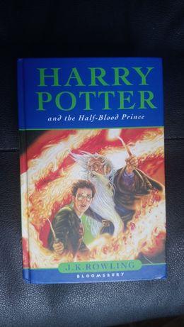 RARA 1ª Edição - Harry Potter and the Half-Blood Prince - J.K. Rowling