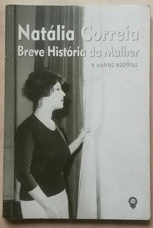 natália correia, breve história da mulher e outros escritos