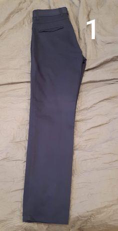 Spodnie męskie materiałowe