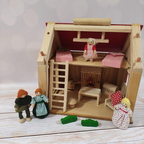 Еко Будинок з дерева