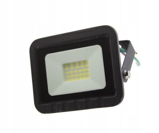 Halogen Lampa Naświetlacz slim LED 3 barwy 20W