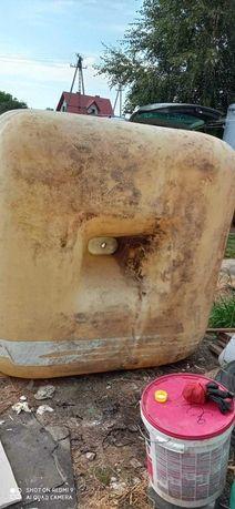 Zbiornik na olej opalowy