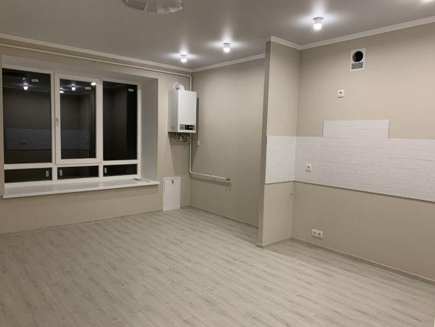 1 кімнатну квартиру зі кухнею-студією(0,18)