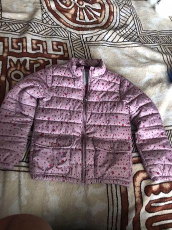 Куртка демисизонная для девочки
