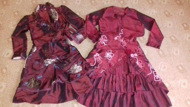 Нарядне плаття та костюм для дівчинки !!!