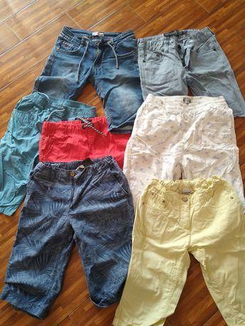 Krótkie spodnie dla chłopca 10-12 lat