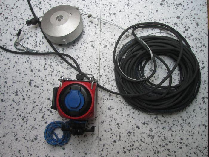 Rozdzielnia elektryczna podwieszana Pegasus PCE 3xGS 16A