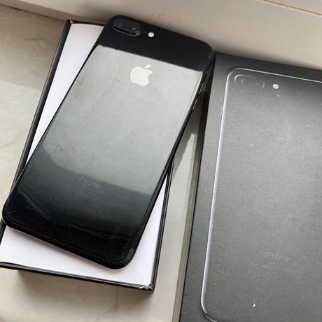 Apple iPhone 7 Plus+ 128GB Neverlock Jet black, не 32