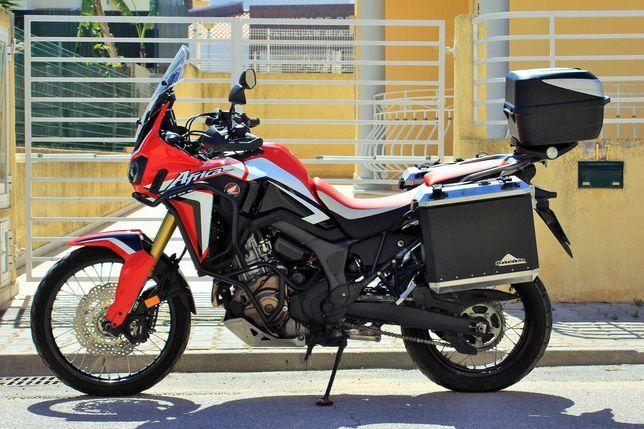 Honda Africa Twin CRF 1000 L DCT 2017     12 000 kms!!