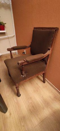 Antyczny fotel do renowacji 2 szt
