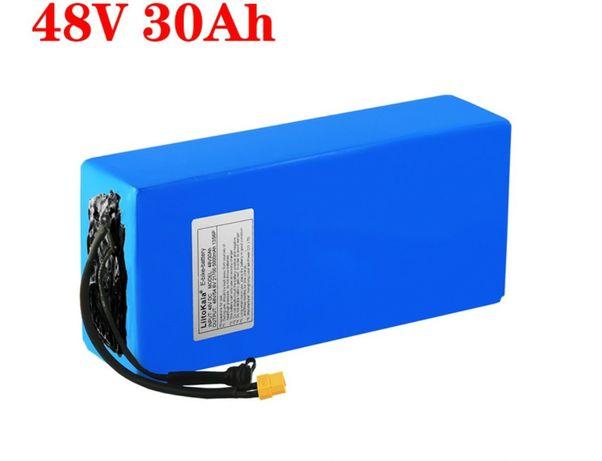 Батарея аккумулятор 48v 29a.h. evel для электровелосипеда герметичный