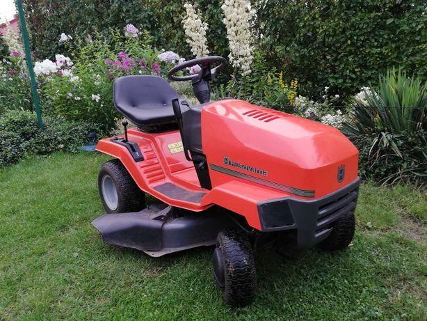 Kosiarka traktorek Husqvarna