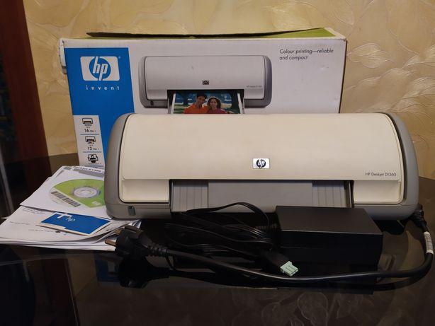 Принтер HP C9093A