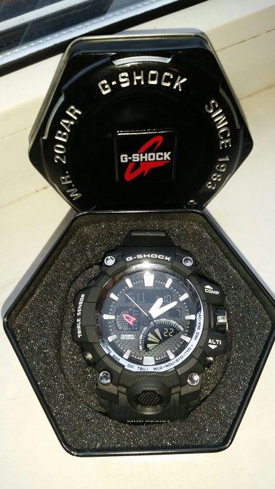 Крутые Часы  G-SHOCK GW-3000 Black-Silver, BOX Київ - зображення 1