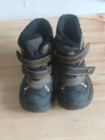 Buty zimowe chłopięce Cortina Deichmann r. 26. Stan bardzo dobry