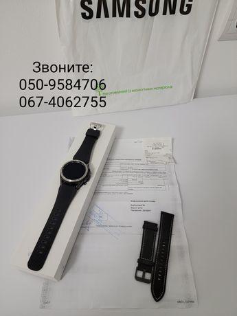 Samsung galaxy watch 3, black, 45 mm
