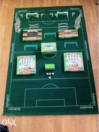 Jogo de futebol Subbuteo Astropitch