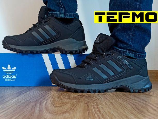 Adidas Terrex мужские кроссовки черные Адидас Терекс 41 42 43 44 45