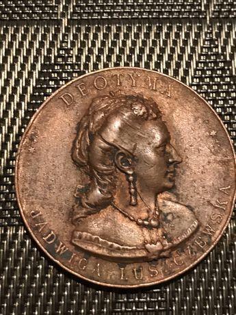 Medal Jadwiga Łuszczewska Deotyma-Brąz
