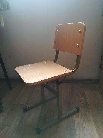 Школьный стул регулируемый с 1 по 11 кл/школьная парта/Цвет по желанию