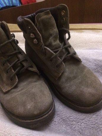 Ботинки б/у подростковые