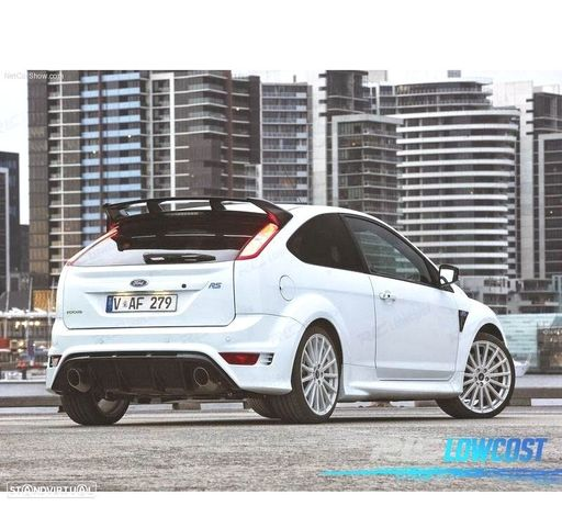 FORD FOCUS II AILERON SPOILER TIPO RS (04-10)
