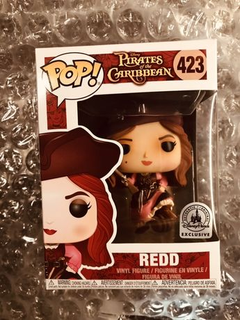 PoP Funko - Pirates Of The Caribbean - Redd 423