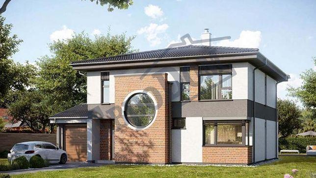 Продам СУПЕР проект двух этажного частного дома проект D182